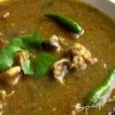 Spicy Chicken Kuzhambhu / Spicy Chicken Curry