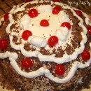 Black Forest Cherry Torte – Black Forest Cake