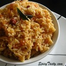Tomato Rice – Thakkali Sadham
