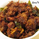 Spicy Mutton Chukka