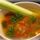 Vegetable Broth – Vegetable Clear Soup