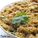 Godhuma Rava Briyani/Cracked Wheat Briyani