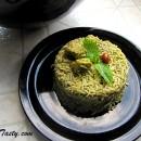 Pudhina Puloa/Mint Rice