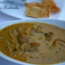 Appala poo Kozhambu / Papad Curry