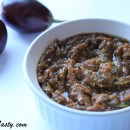 Baingan Bhartha – Roasted Eggplant Curry