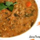 Sai Bhaji/Spinach and Mixed Vegetable Curry