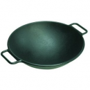 Lodge Pro-Logic 14″ Cast-Iron Wok for $45 shipped