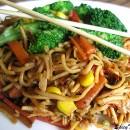 Stir Fried Noodles with Vegetables