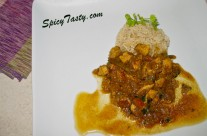 Karthik's Spicy Chicken Curry
