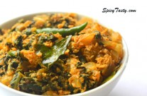 Swiss Chard Avial (Curry)