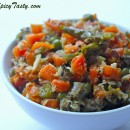 Carrot & Beans Stir Fry (Poriyal)