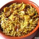 Hyderabadi Veggie Dum Biryani