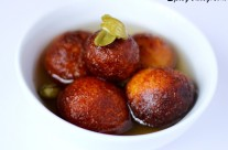 Gulab Jamun – Milk Balls in Sugar Syrup
