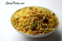 Kara Pori – Spiced Puffed Rice