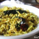 Idichakka Thoran – Unripe Jackfruit dry Curry