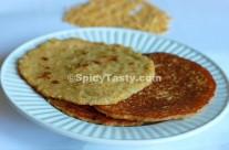 Mangalore Adai (Sweet Lentil Crepes)