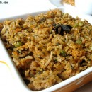 Spinach Pulao (version 2)