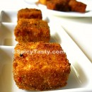 Paneer Cutlet – Stuffed Cottage Cheese Cutlet