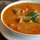 Mutton Korma – Lamb Curry