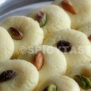 Quick Microwave Doodh Peda (Milk Fudge)
