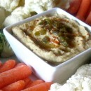 Hummus Recipe (Simple Chickpeas Dip)