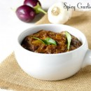 Spicy Poondu Kuzhambu (Spicy Garlic Curry)