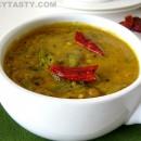 Podalangai Poricha Kuzhambu (Snake Gourd Lentil Stew)