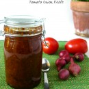 Tomato Onion Pickle – Thakkali Vengaya Thokku