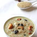 Quinoa Payasam/Kheer