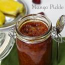 Mango Pickle – Mango Thokku
