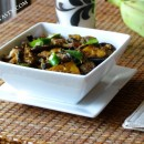 Plantain and Eggplant Curry (From Sri Lankan Kitchen)