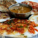 Set Uthappam / Ivory Lentil Pancakes