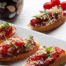 Tomato and Balsamic Bruschetta