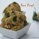 Rava Pongal / Sooji Pongal