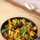 Avarakkai Carrot Poriyal (Stir Fry)
