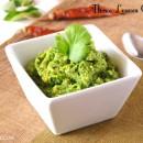 Mint-Curry leaves-Cilantro Thuvaiyal (Chutney)