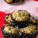 Quinoa Oat Muffins (Gluten Free and Dairy Free)