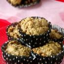 Quinoa Oat Muffins (Gluten Free and Dairy Free)