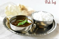 Puli Inji – Tangy Ginger Curry