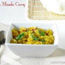 Cabbage Masala Curry