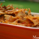 Indian Style Pasta / Spicy Masala Pasta