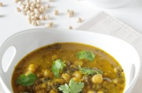 Palak Chana – Spinach Chickpea Curry