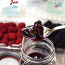 Seedless Blackberry Raspberry Jam