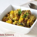 Erissery – Pumpkin Curry with Black Eyed Peas