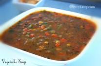 Vegetable Soup (Version2)