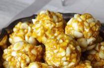 Kadalai Urundai – Peanut Candy Balls