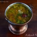 Kothamalli Rasam / Coriander Soup
