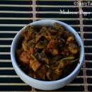 Mushroom Pepper Masala