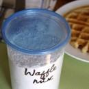 Homemade Waffle/Pancake Mix