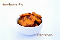 Seppankizhangu Fry / Colocasia Fry (Version2)
